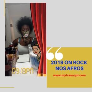 2019 ON ROCK NOS AFROS