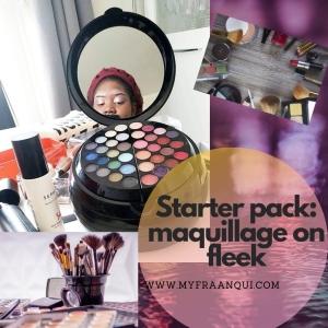 Starter pack-maquillage on fleek